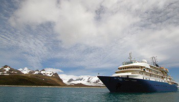 Sea Spirit Luxury Antarctica and Arctic ship