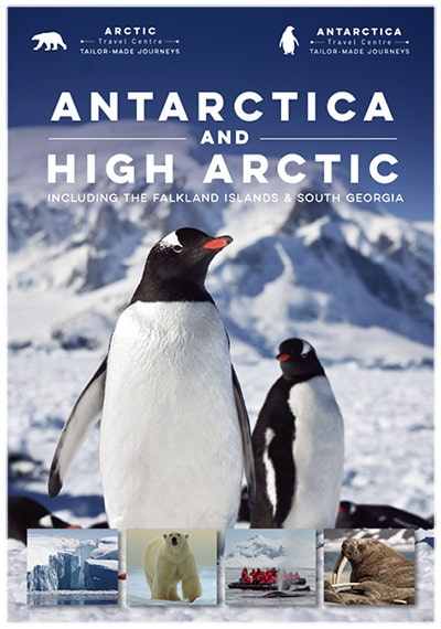 Antarctica and Arctic 2017-18 brochure