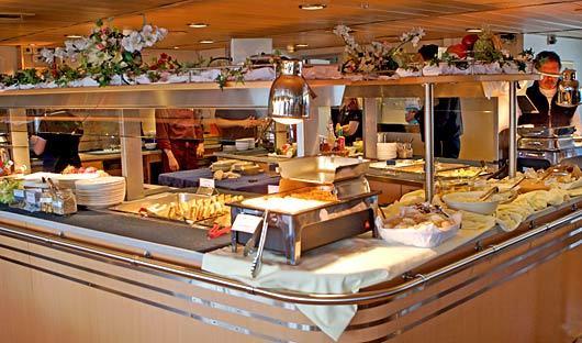 Ocean Nova buffet
