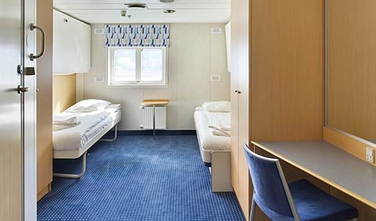 Twin cabin Ocean Nova
