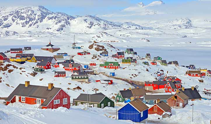 Remote Villages Greenland