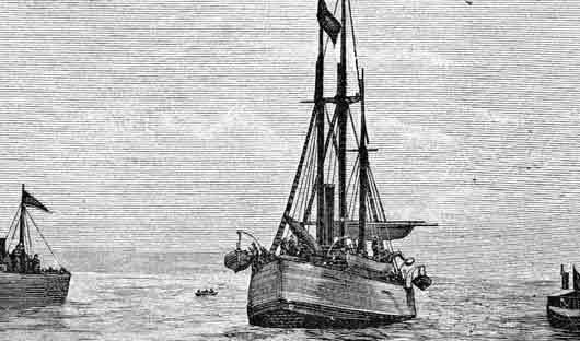 Exploration in the Arctic