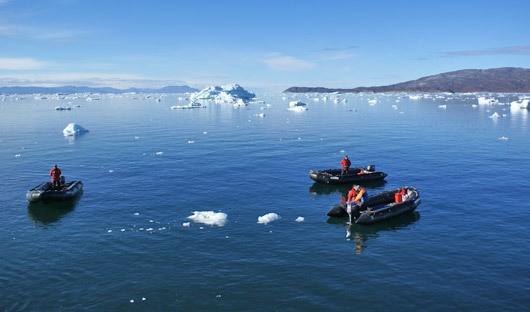 Arctic Guides RCGS Resolute