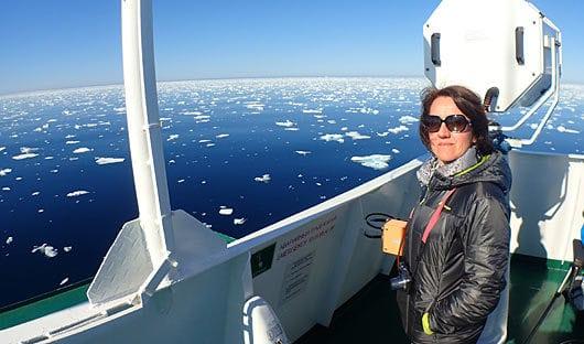 Cinzia Arctic Specialist