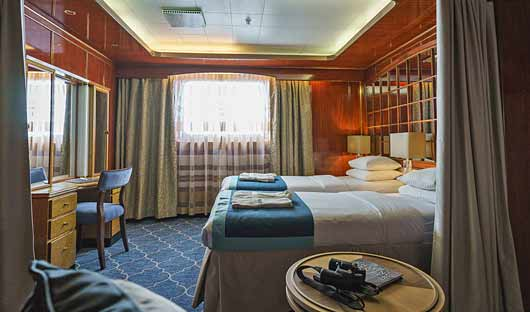 Sea Spirit Classic Suite Beds