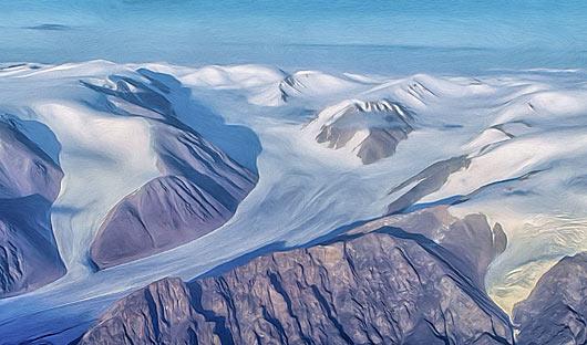 Ellesmere Islands Canada