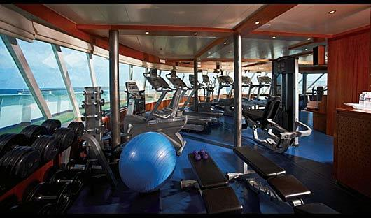 Silver Cloud Fitness Centre