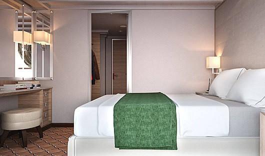 Silver Cloud Grand Suite Bedroom