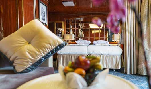 Premium Suite lounge