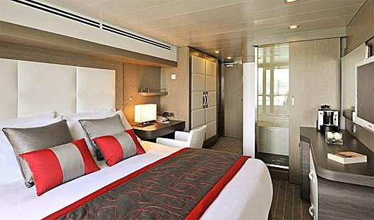 Le Boreal/L'Austral Prestige Cabin