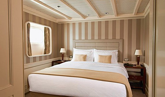 Silver Cloud Royal Suite Bedroom