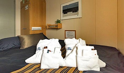 Akademik Ioffe Shackleton Suite