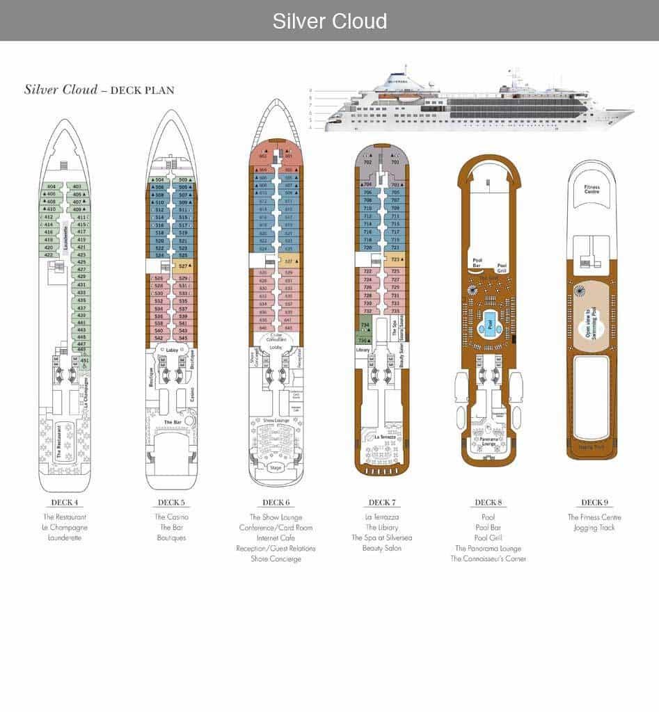 Silver-Cloud-deck-plan