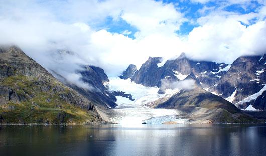 Greenlands Fjords