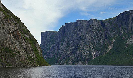 Gros Morne National Park Canada