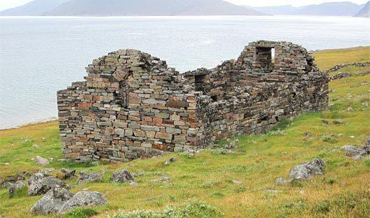 Hvalsey Church Greenland