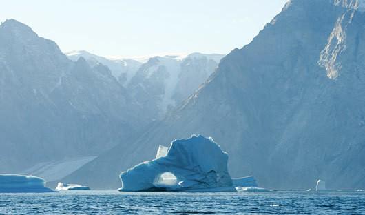 Iceberg Scoresby Sund