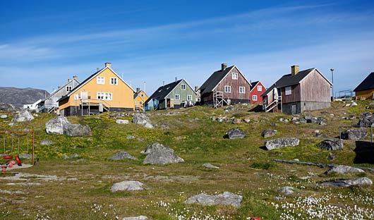 Nanortalik Greenland