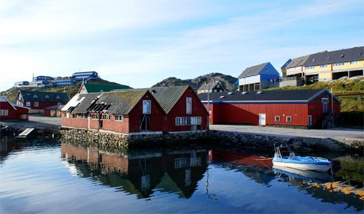 Nuuk-Greenland