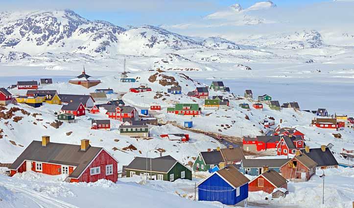 Remote Villages Greenland