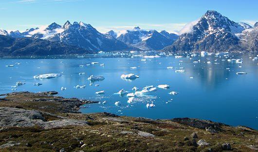 Skjoldugen Greenland