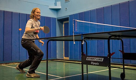 Table Tennis 50 Years of Victory