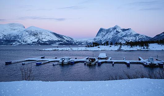 Tysfjorden Norway