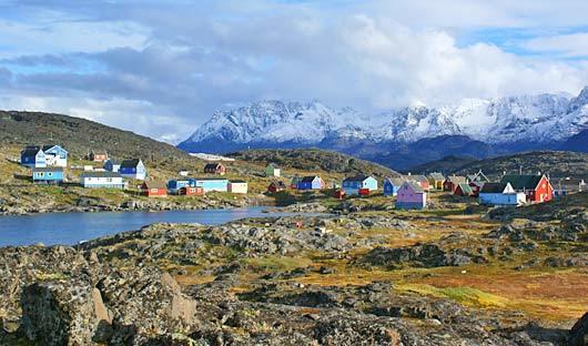 West-Greenland