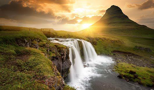 West Iceland Snæfellsnes