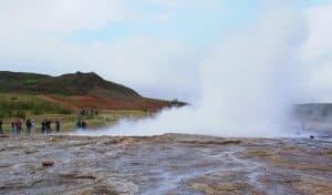 Geysir Iceland Golden Circle Tour