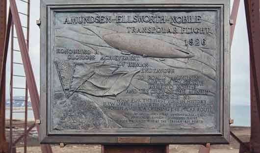 Sign Amundsen