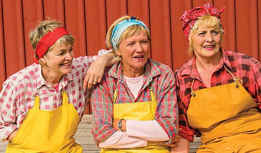 National Geographic Explorer Icelandic Women
