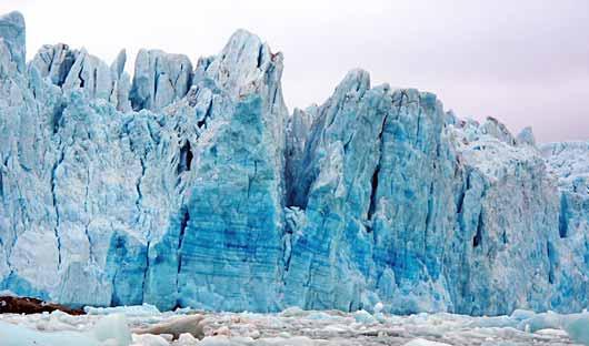 Icewall Svalbard