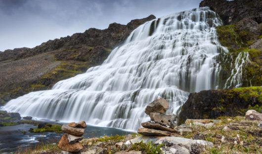 Dynjandi foss waterfall_199876832