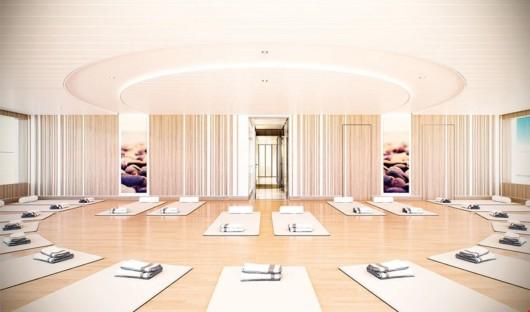 Nat Geo Endurance yoga room resized