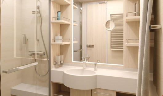bathroom National Geographic Endurance rendered
