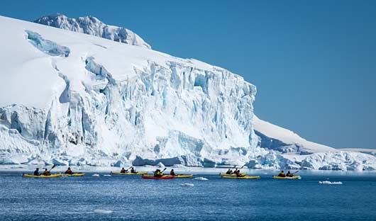 Kayaking- World Explorer