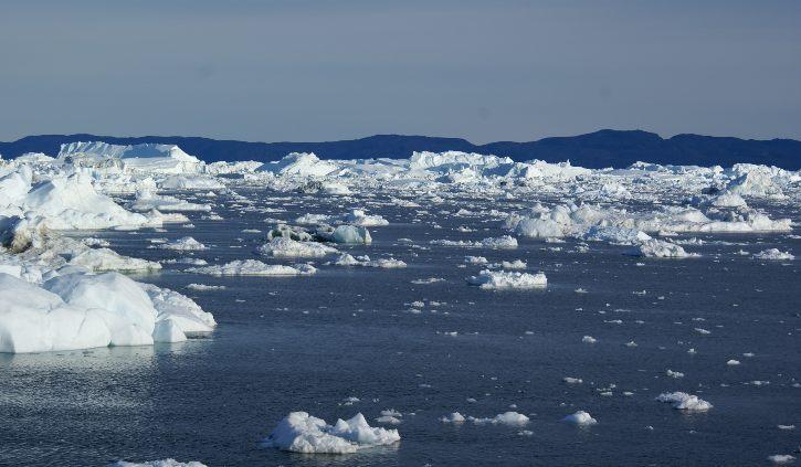 Disko Bay, Greenland