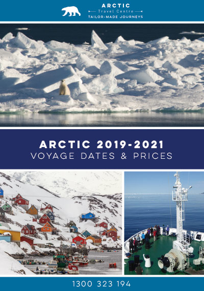 2019-21 Arctic Dates and Prices