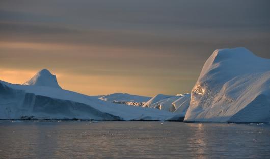 Ponant Iceberg Formations