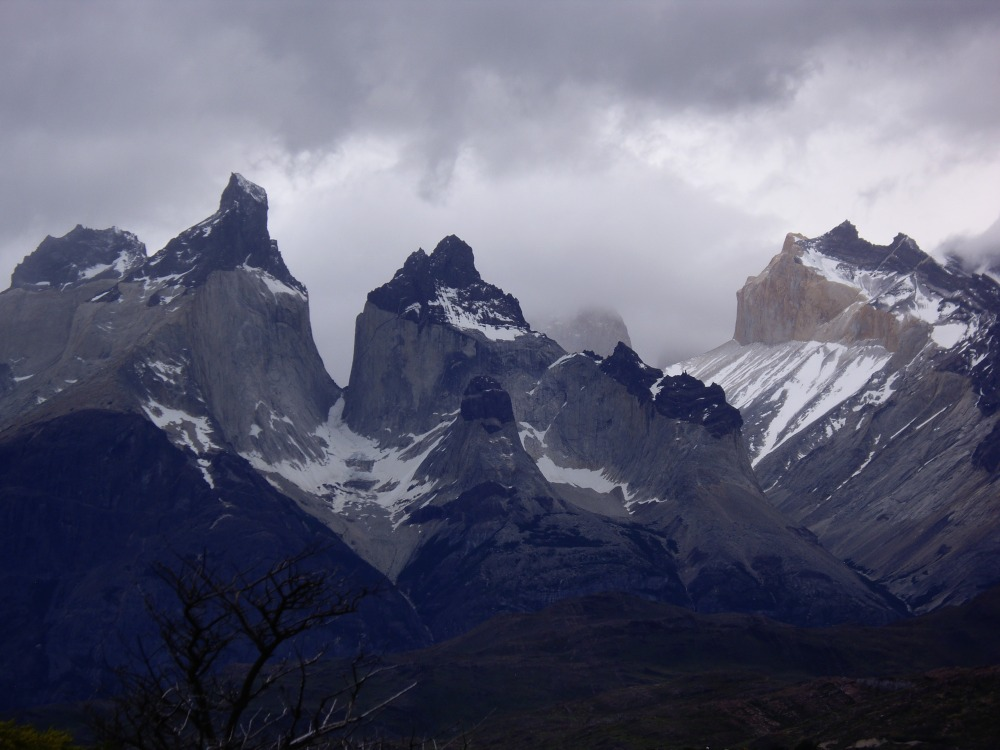 The Towers, Torres del Paine by Carlisle Procter