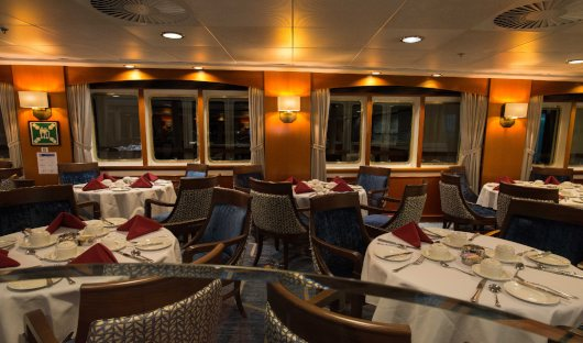 Ocean Adventurer Dining Room