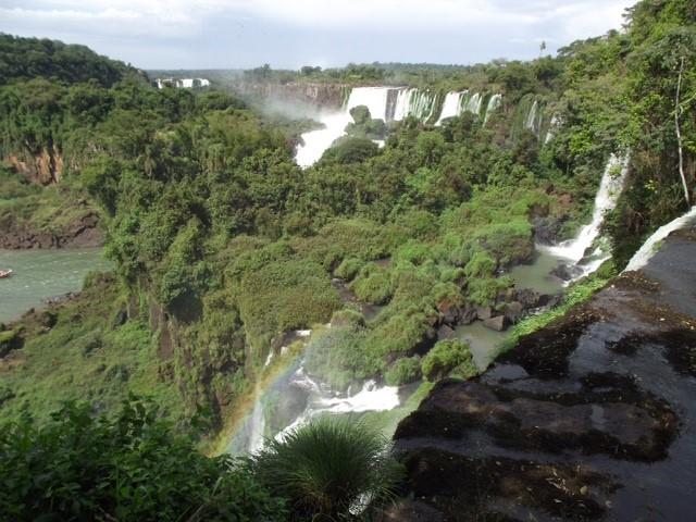 Iguazu Falls by Alison Duncan