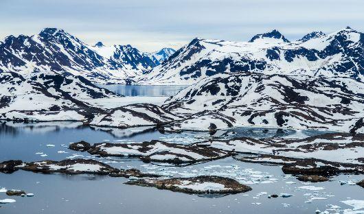 Ammassalik fjord, Greenland shutterstock_144534302
