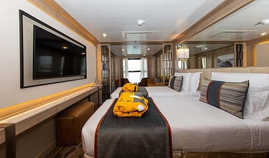 Infinity Suite Room World Explorer
