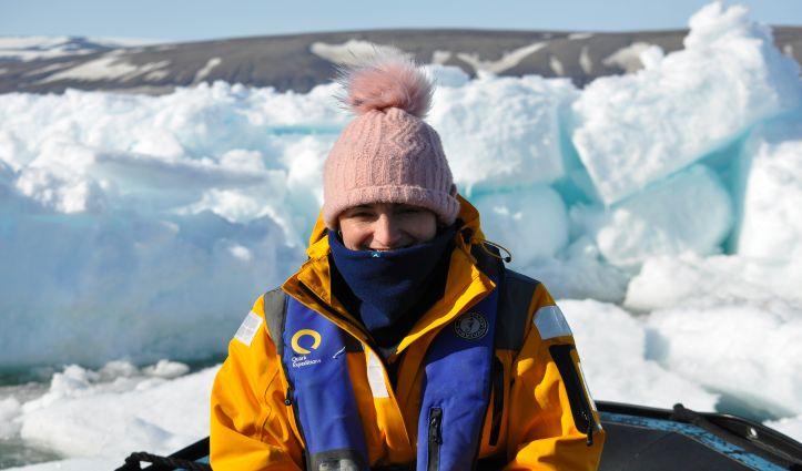 Rachel Callus Arctic Picture