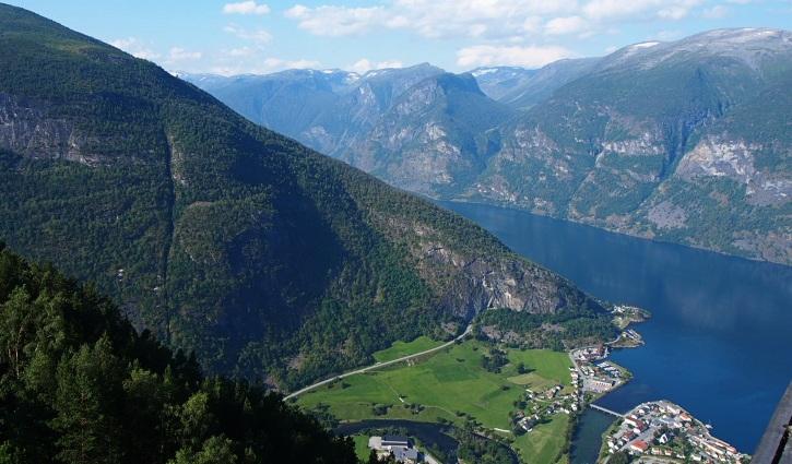 Stegastein View