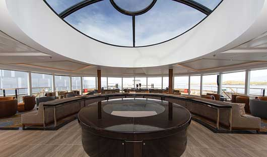 World Explorer Observation Room