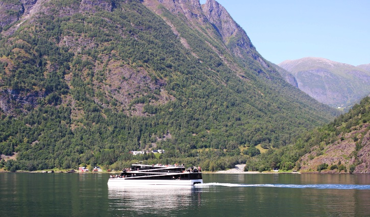Zero Emission Fjord Cruise, Norway