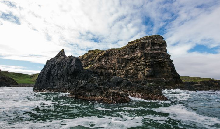 Posiedon Only - Giant`s Causeway, Northern Ireland